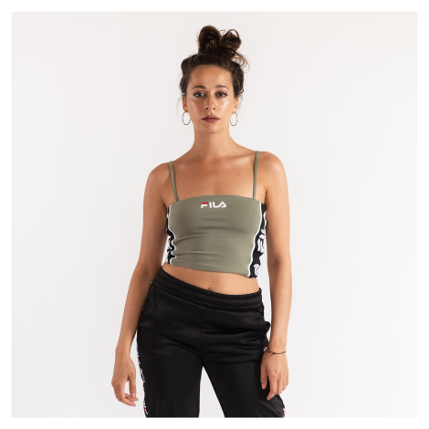 Takoda cropped top Fila