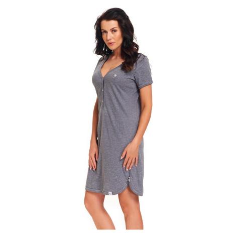 DN Nightwear TM 9301 Tmavě šedá