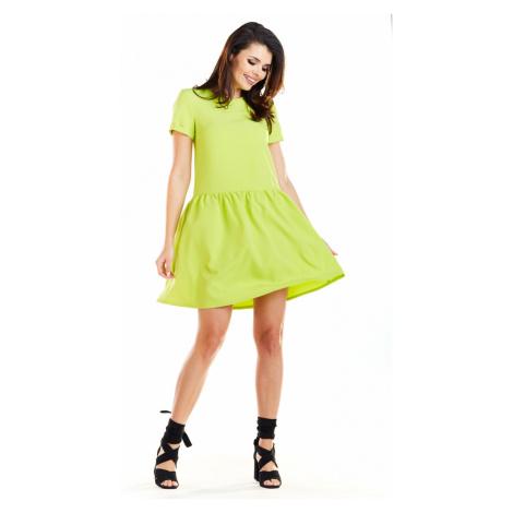 Denní šaty model 129930 awama