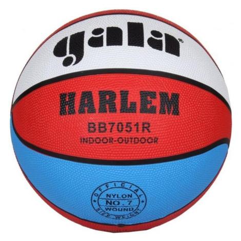 Basketbalový míč GALA Harlem BB7051R