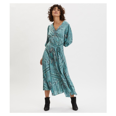 Šaty Odd Molly Radiant Dress - Zelená