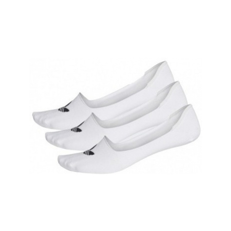 Adidas Skarpetki No Show Sock 3p Bílá