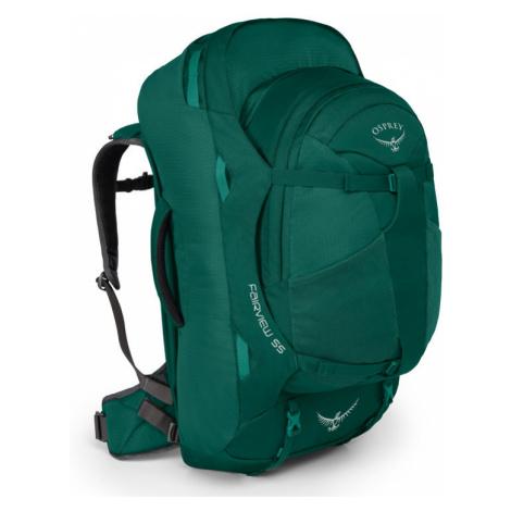 Osprey Fairview 55 Rainforest_Green Wsm zelené OSP21060445.02.WSM