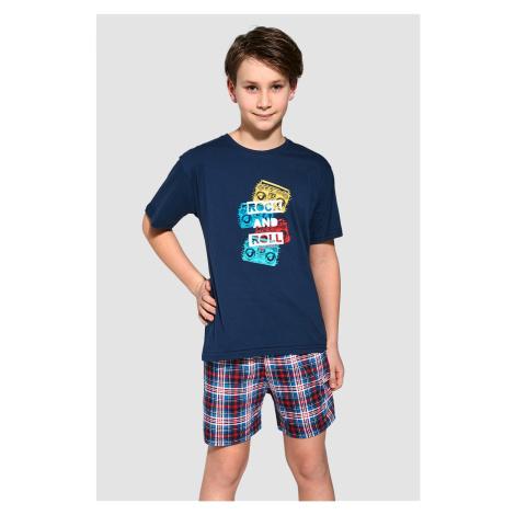 Chlapecké pyžamo Rock and Roll Cornette