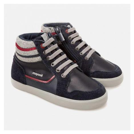 Kotníková obuv MAYORAL 44089 | modrá