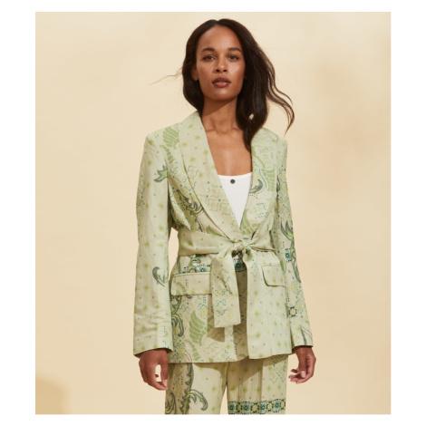 Sako Odd Molly Isabella Suit Jacket - Zelená