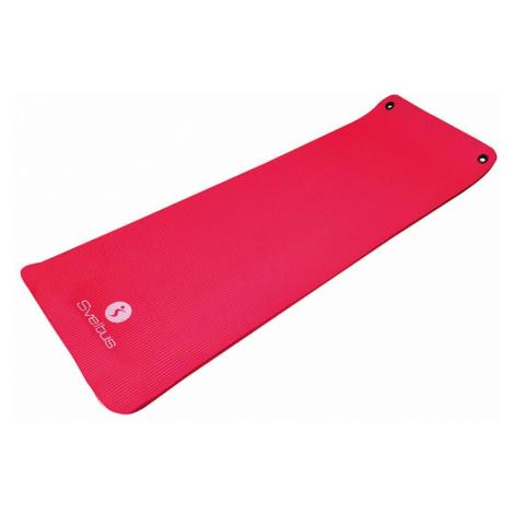 Sveltus Evolution mat red 180x60 cm Červená