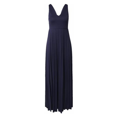 ABOUT YOU Společenské šaty 'Aurelia' tmavě modrá