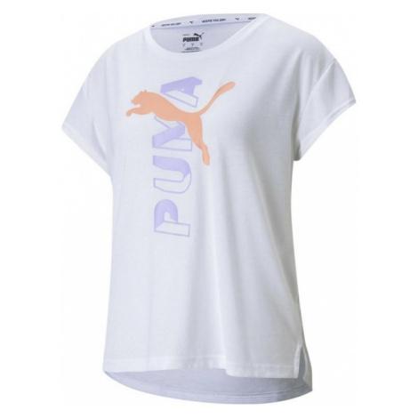 Dámské tričko Puma Modern Sport Tee Bílá