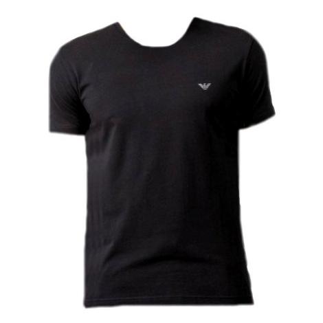Pánské triko Emporio Armani 211813 | černá