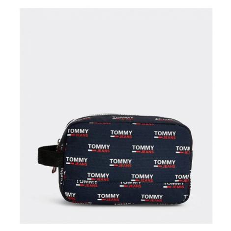 Tommy Hilfiger Tommy Jeans pánská kosmetická taška s nápisy
