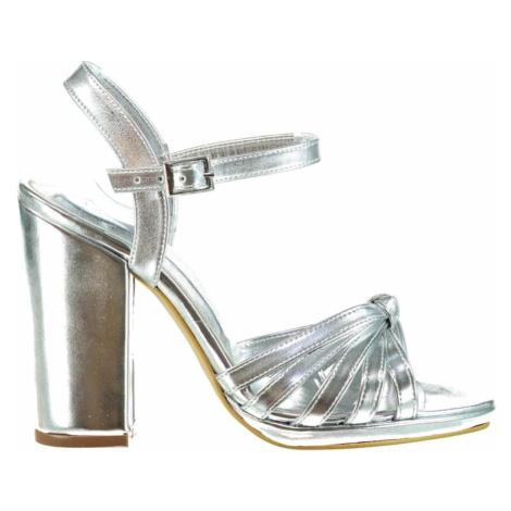 Women's High Heels Trendyol Metallic