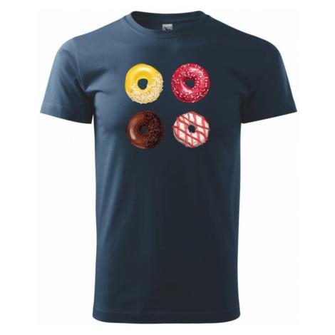 4 donuty - Heavy new - triko pánské