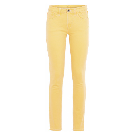 Džíny Camel Active 5-Pocket - Žlutá