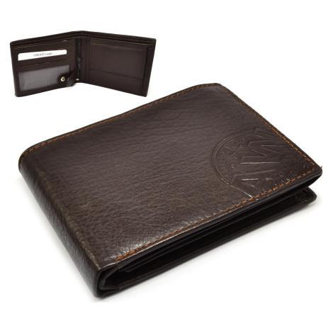 Velká kožená pánská peněženka Wild