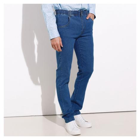 Blancheporte Pohodlné džíny, vyšší postava denim