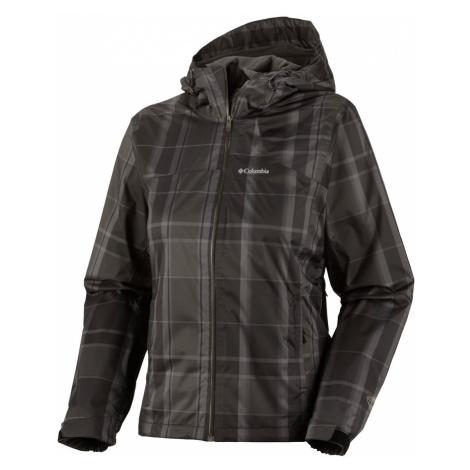 Bunda Columbia Silver Ridge™ Rain Jacket W - černá