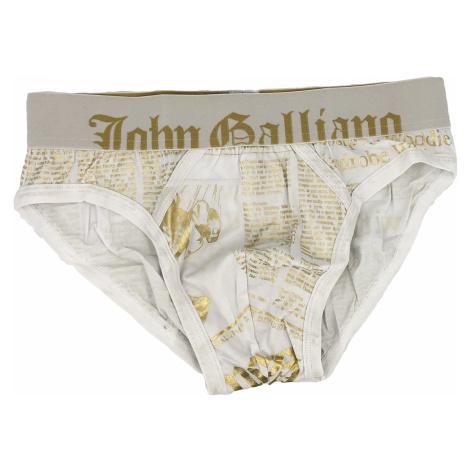 Pánské slipy H095 - John Galliano