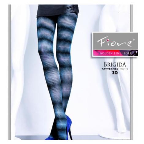 Dámské pungrčochové kalhoty Brigida G 5250 60 DEN - Fiore