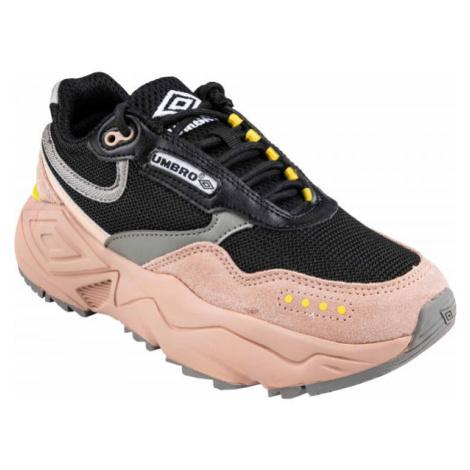 Umbro PHOENIX LE černá - Dámská volnočasová obuv