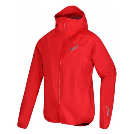 Pánská bunda Inov-8 Stormshell FZ červená
