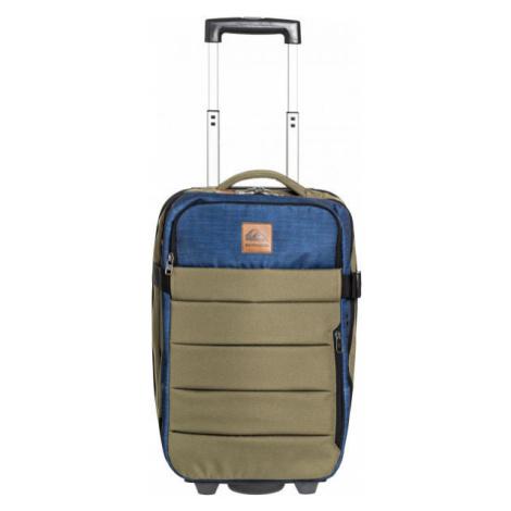 Quiksilver NEW HORIZON hnědá - Cestovní zavazadlo
