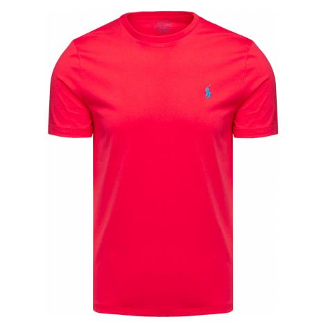 Tričko POLO RALPH LAUREN červená