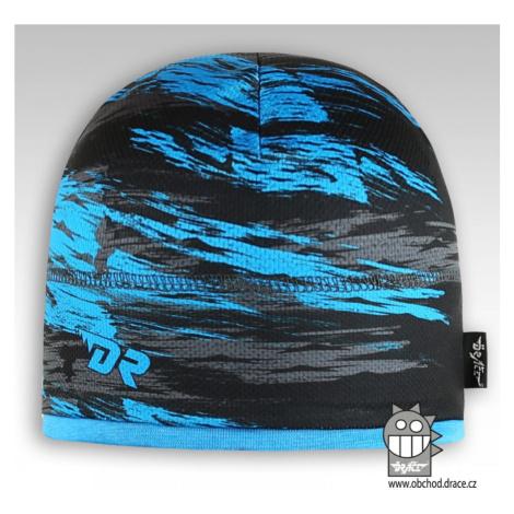 Chlapecká funkční čepice Dráče - Cyril 10, modrá