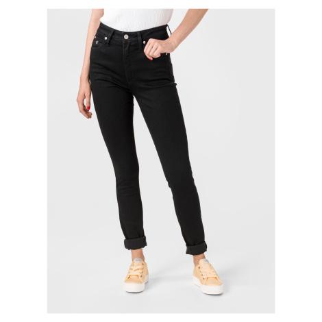 010 Jeans Calvin Klein Černá