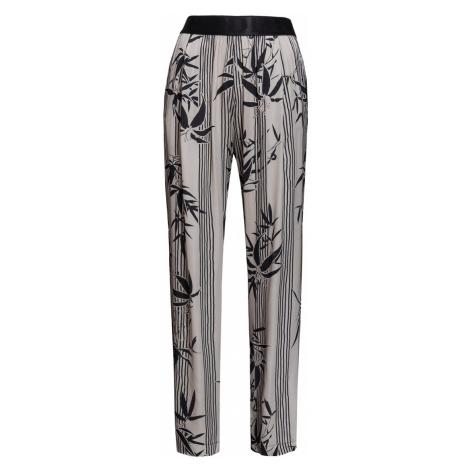 Kalhoty Deha EXPRESSION béžová|vzorkování