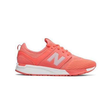 New Balance 247 Oranžová