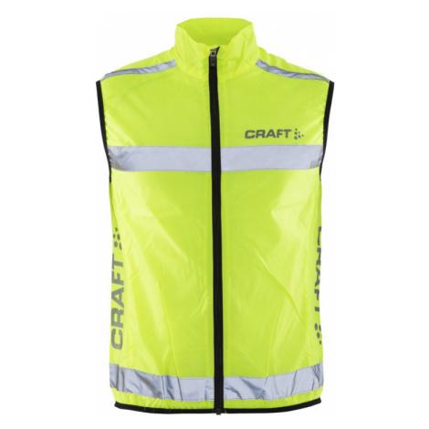 Vesta CRAFT Safety Vest žlutá