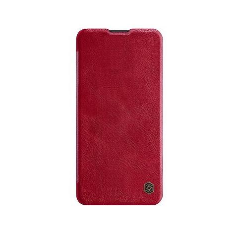 Nillkin Qin kožené pouzdro pro Huawei P40 Pro Red