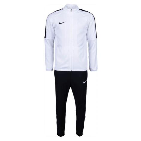 Nike DRY ACDMY18 TRK SUIT W M bílá - Pánská fotbalová souprava