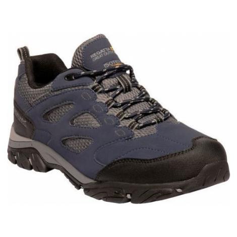 Pánská outdooorová obuv Regatta RMF572 Holcombe Modrá 11 let