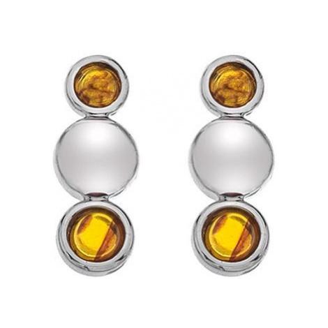 Hot Diamonds Stříbrné náušnice Emozioni Nettare EE036