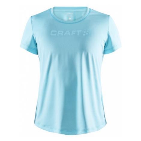 Dámské tričko CRAFT CORE Essence Mesh SS světle modrá
