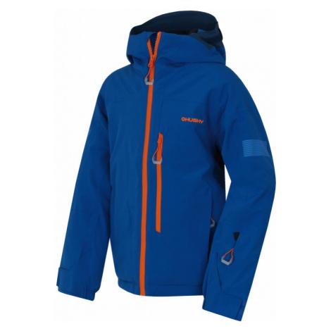 Dětská lyžařská bunda HUSKY Gomez Kids modrá