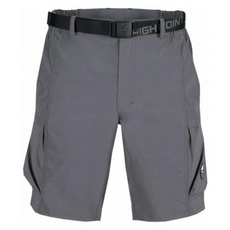 Pánské kraťasy High Point Saguaro 4.0 Shorts iron