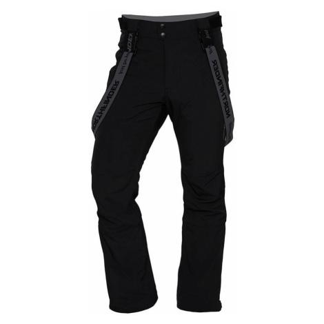 NORTHFINDER EREJ Pánské lyžařské softshellové kalhoty NO-3655SNW269 černá