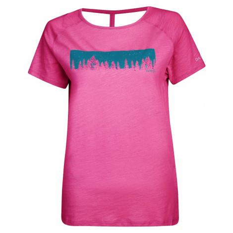 Dámské tričko Dare2b ASTRAL FOREST T růžová