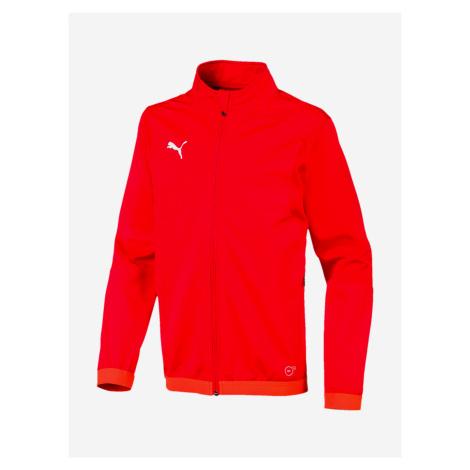 Bunda Puma Liga Training Jacket Jr Červená