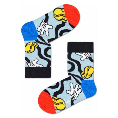 Kids Disney Mickey Stretch Sock Happy Socks