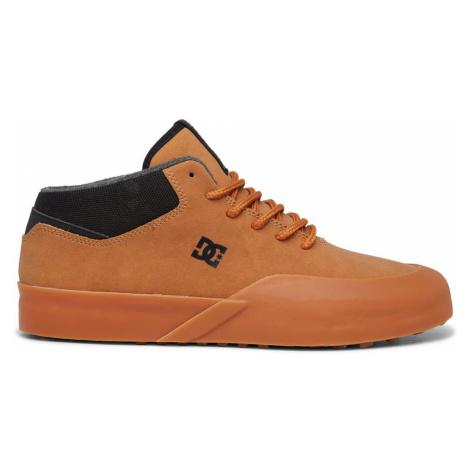 DC Shoes Dc Infinite Mid Wnt hnědé ADYS100602-WEA