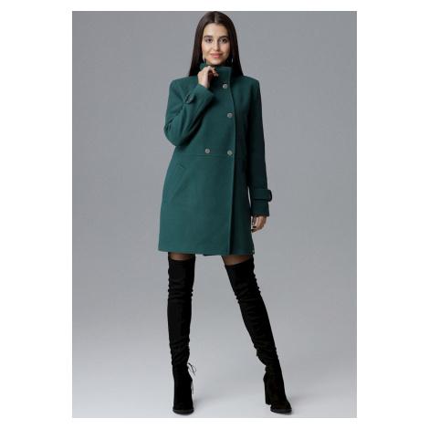 FIGL zelený kabát (M623 Green)