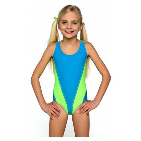 Dívčí plavky Brita Lorin