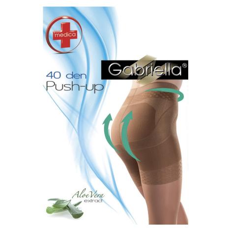 Punčochové kalhoty s Push–Up efektem 40 DEN Gabriella