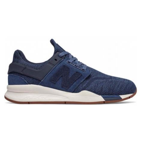 New Balance MS247KK modrá - Pánská volnočasová obuv