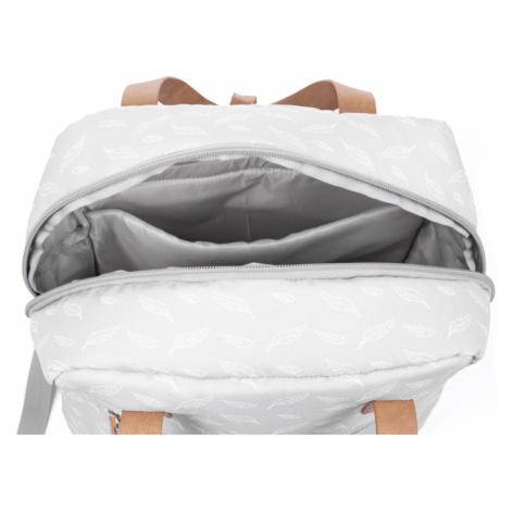LOAP REINA Dámský městský batoh BL20116U05A White Sand / White 3XL