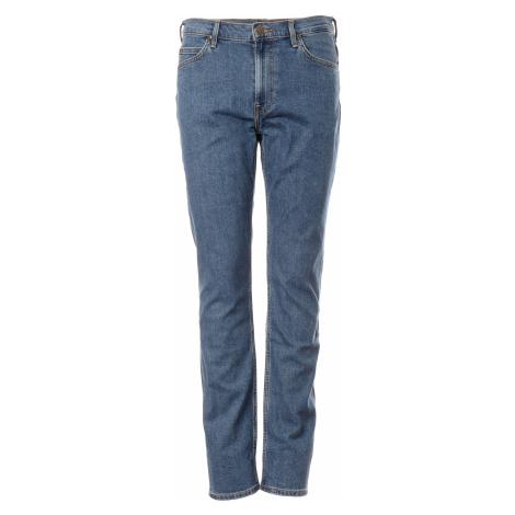 Lee jeans Rider Mid Stone pánské modré